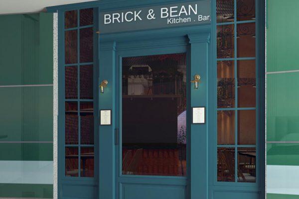 Brick & Bean Cafe, Gurugram